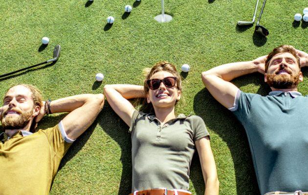 Essayez le golf d'aujourd'hui !