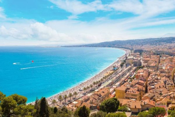 Nice: the capital of the French Riviera