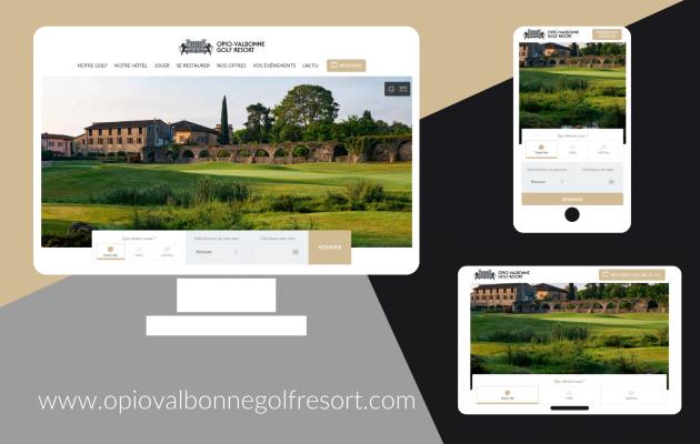 Le site d'Opio Valbonne Golf Resort fait peau neuve !
