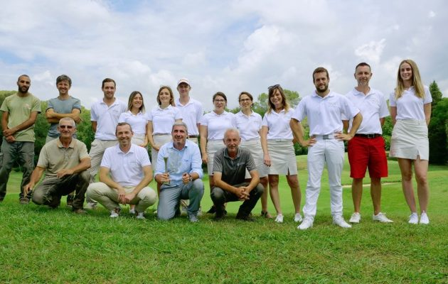 Le Golf d'Opio Valbonne remporte le Trophée Journal du Golf 2020 !